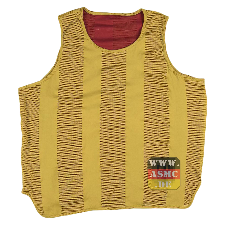 BW Sportshirt mit Adler gelb gebraucht