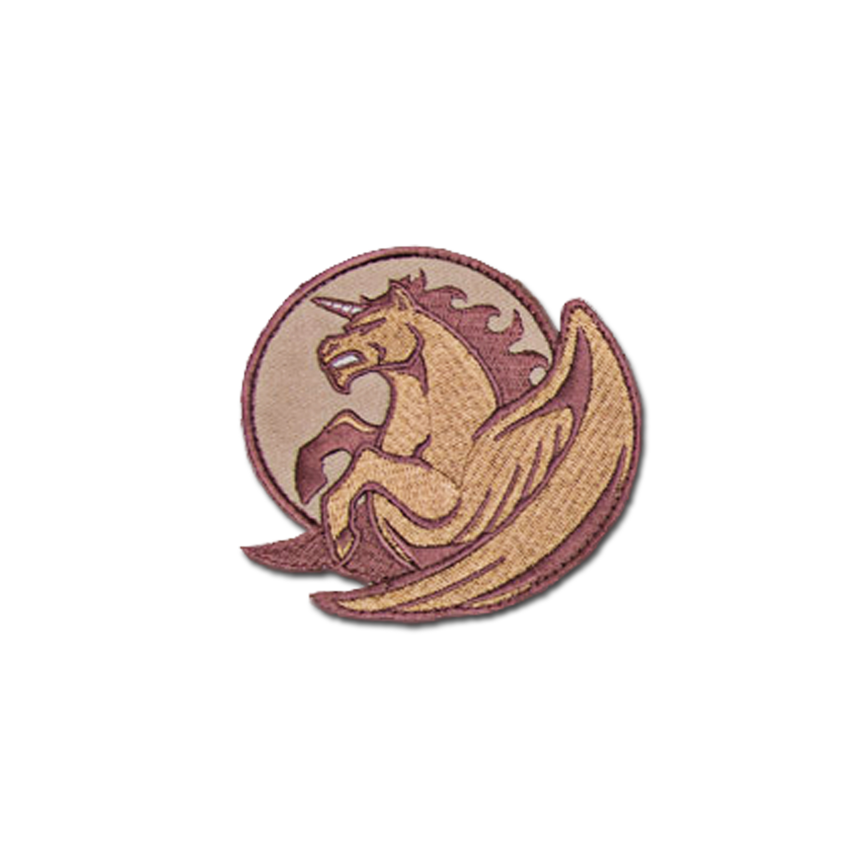 MilSpecMonkey Patch Pegasus Unicorn desert
