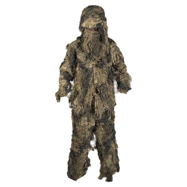 Mil-Tec Ghillie Suit Anti-Fire Basic