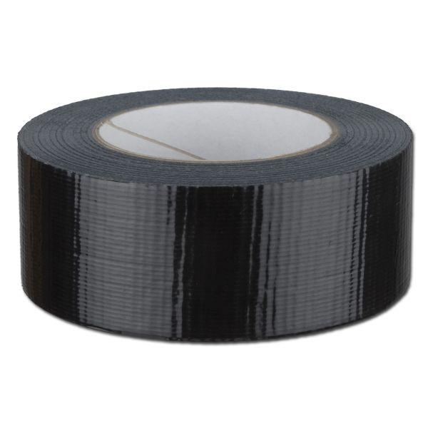 Panzerband Rolle schwarz 50 mm breit