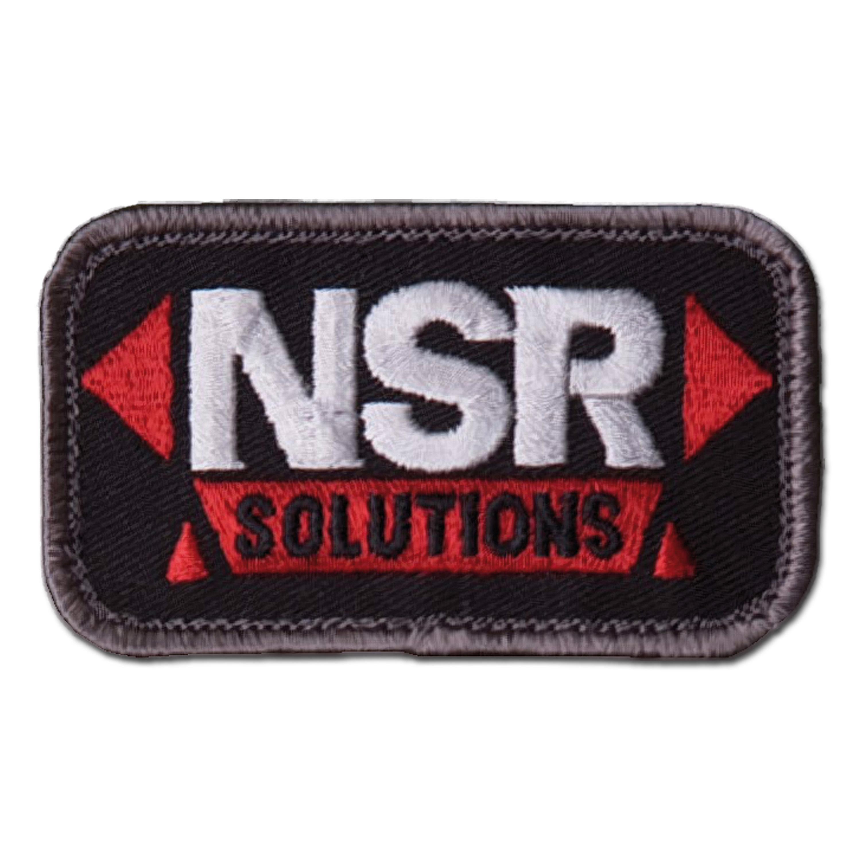 MilSpecMonkey Patch NSR Solutions black