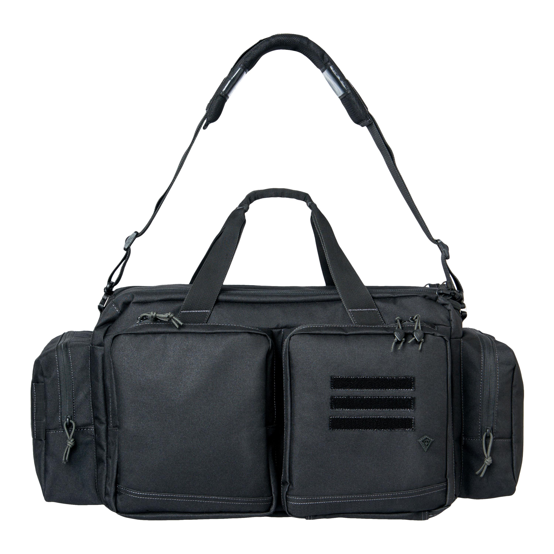 First Tactical Umhängetasche Recoil Range Bag schwarz