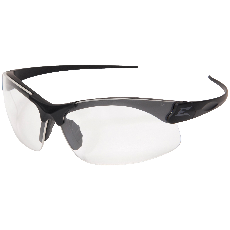 Edge Tactical Brille Sharp Edge schwarz klar Vapor Shield
