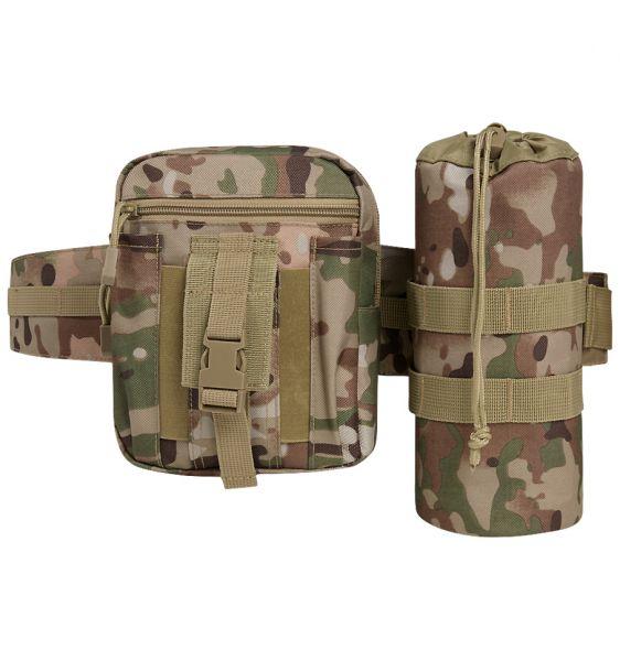 Brandit Gürteltasche Waistbeltbag Allround tactical camo