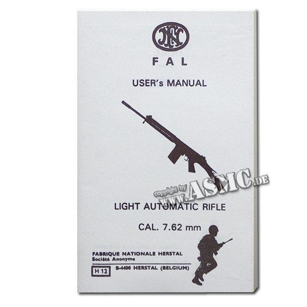 Buch FN/FAL User's Manual
