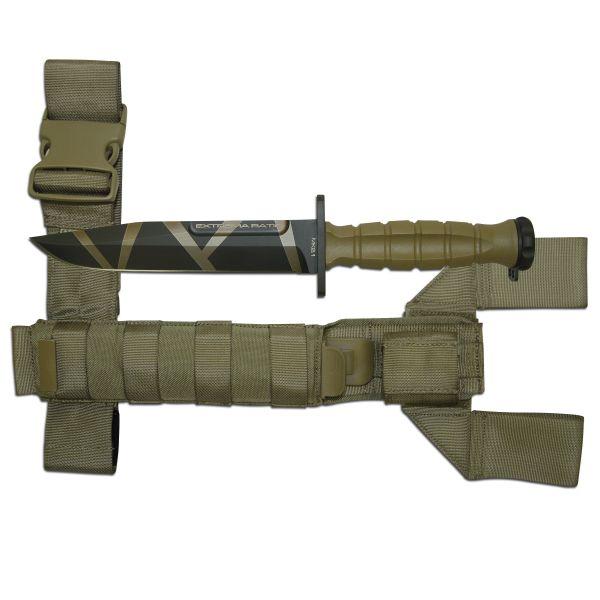 Kampfmesser Extrema Ratio MK 2.1 Desert Warfare