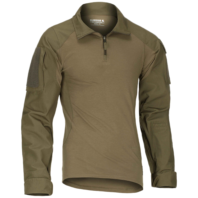 ClawGear Combat Shirt MK III steingrau oliv
