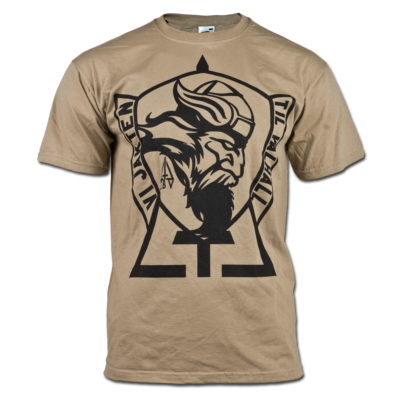JTG T-Shirt Vi Jakten khaki