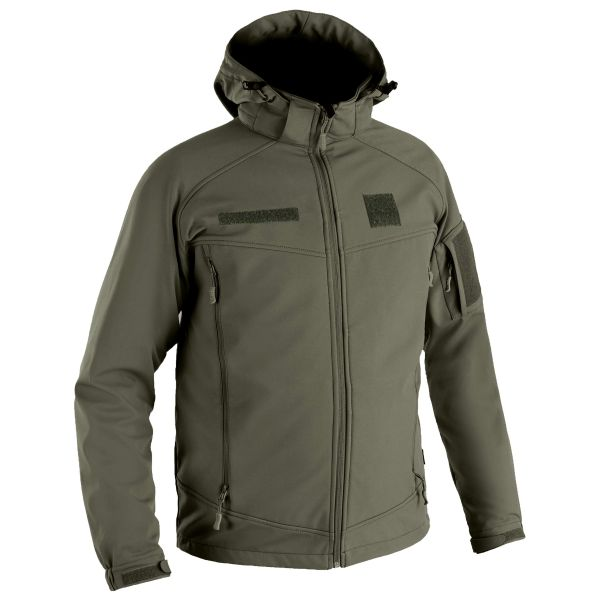 TOE Concept Softshell Jacke Storm Field 2.0 oliv