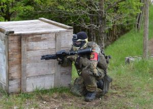 Paintball in Frankreich
