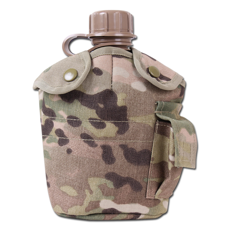 Feldflaschenhülle Rothco GI Style MOLLE multicam