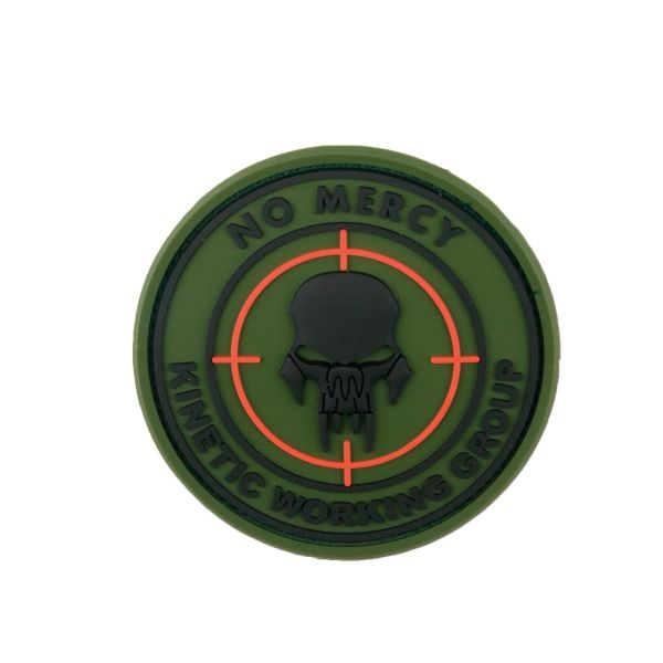 3D-Patch NO MERCY - KINETIC WORKING GROUP forest