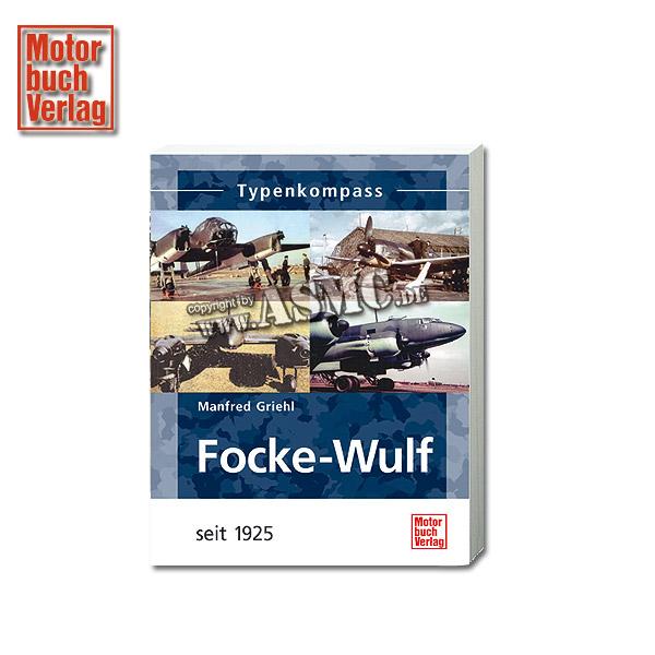 Buch Focke-Wulf - seit 1925