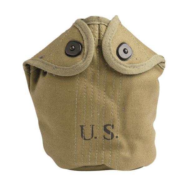 US Feldflaschenhülle M10 khaki Repro