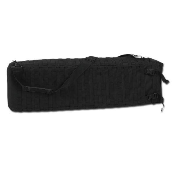Rifle Case Doppelgurt schwarz