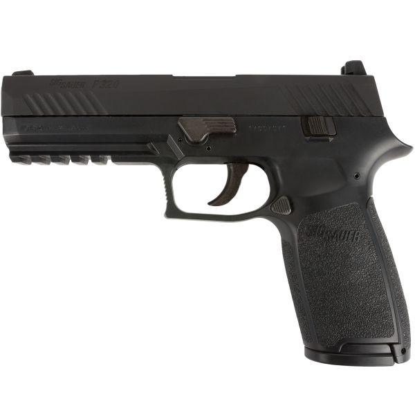 Sig Sauer Pistole P320 Blow Back