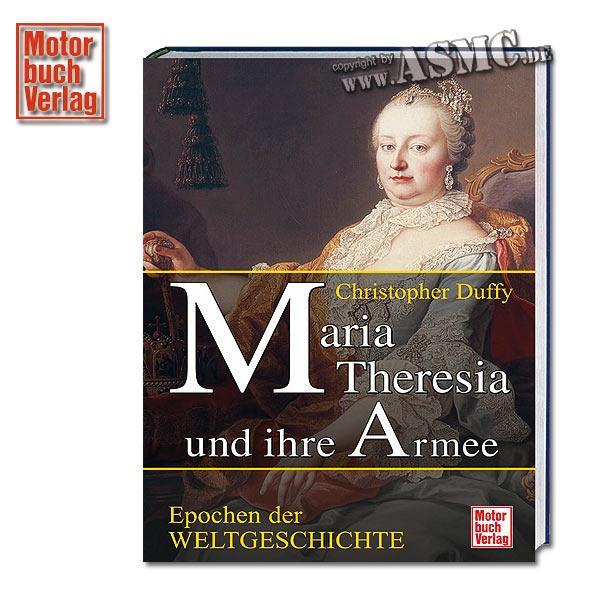 Buch Maria Theresia und ihre Armee