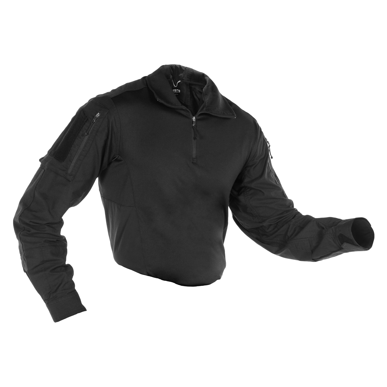First Tactical Langarmshirt Defender schwarz