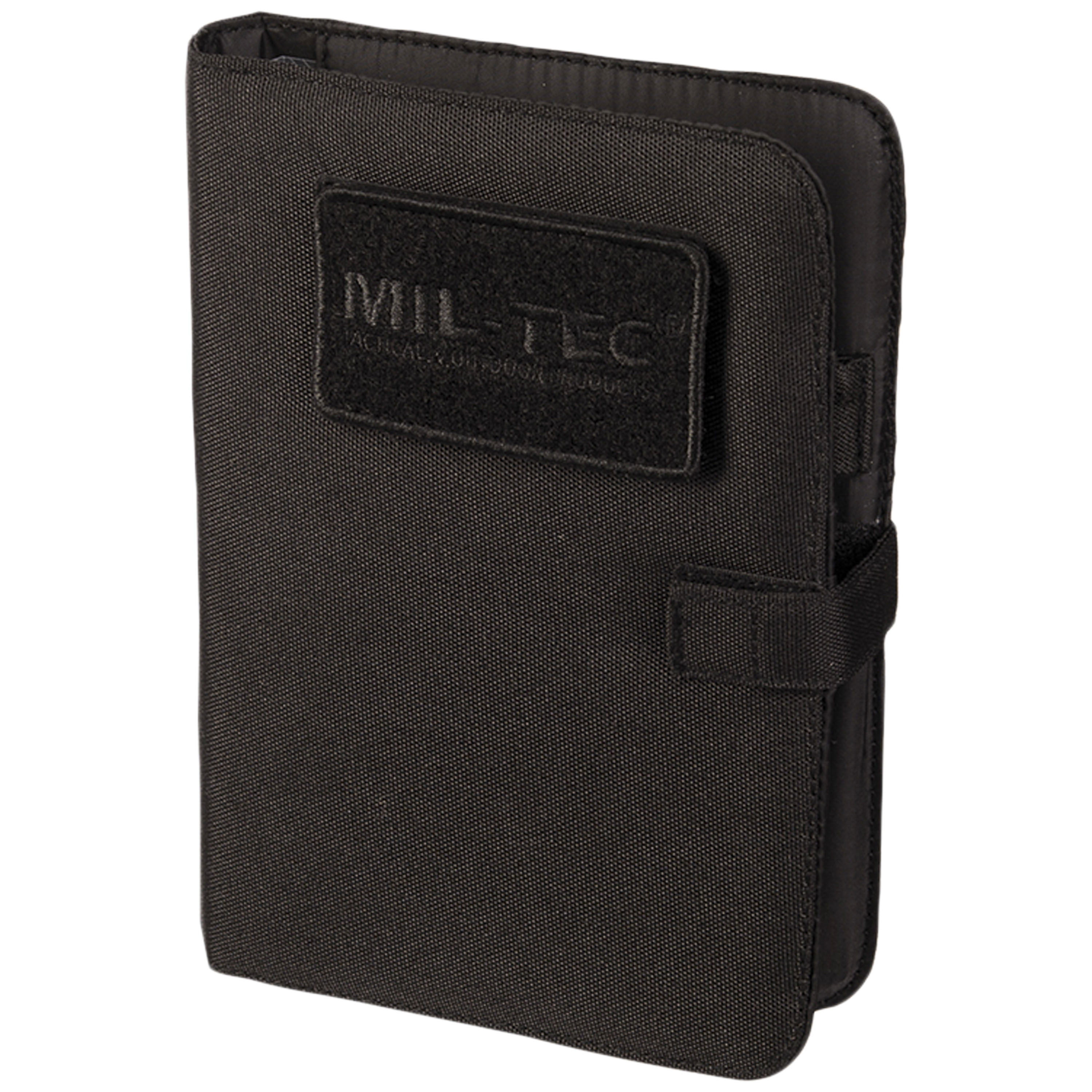 Tactical Notebook small schwarz
