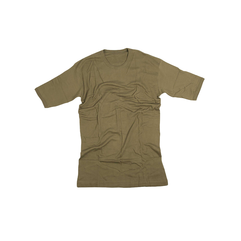 Britisches T-Shirt neuwertig oliv