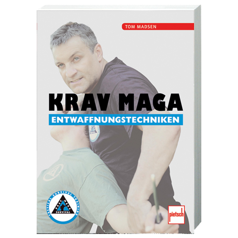 Buch Krav Maga Entwaffnungstechniken