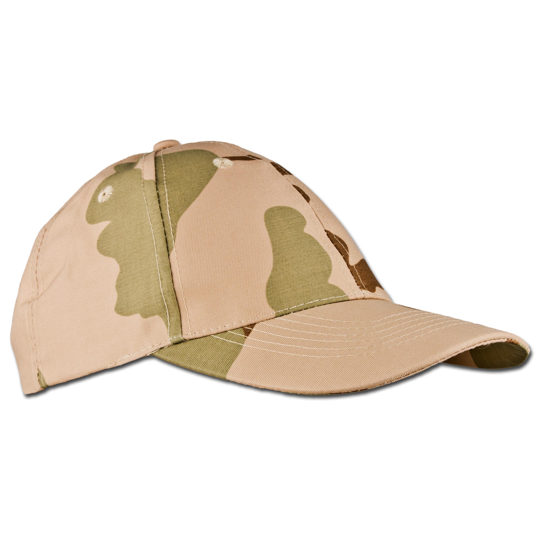 Baseball Cap desert 3-color