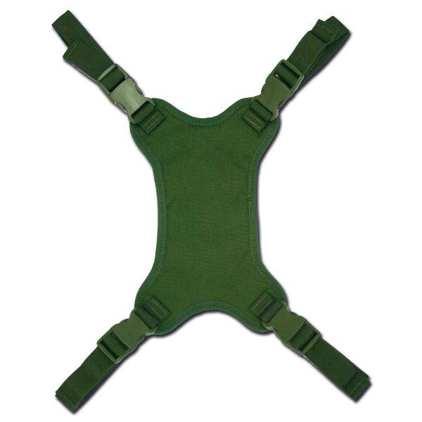 Helm-X TacGear oliv