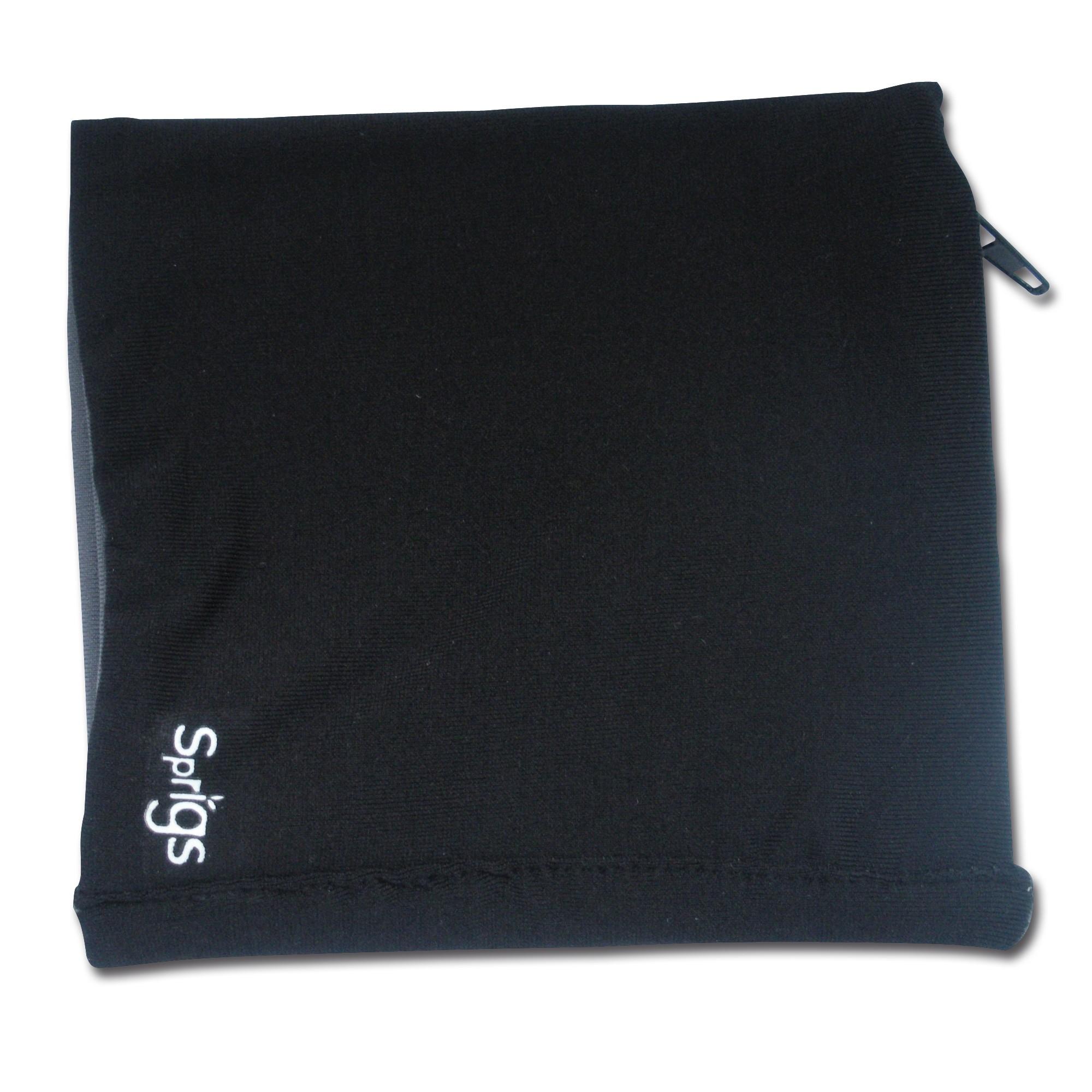Handgelenktasche Banjees schwarz/grau