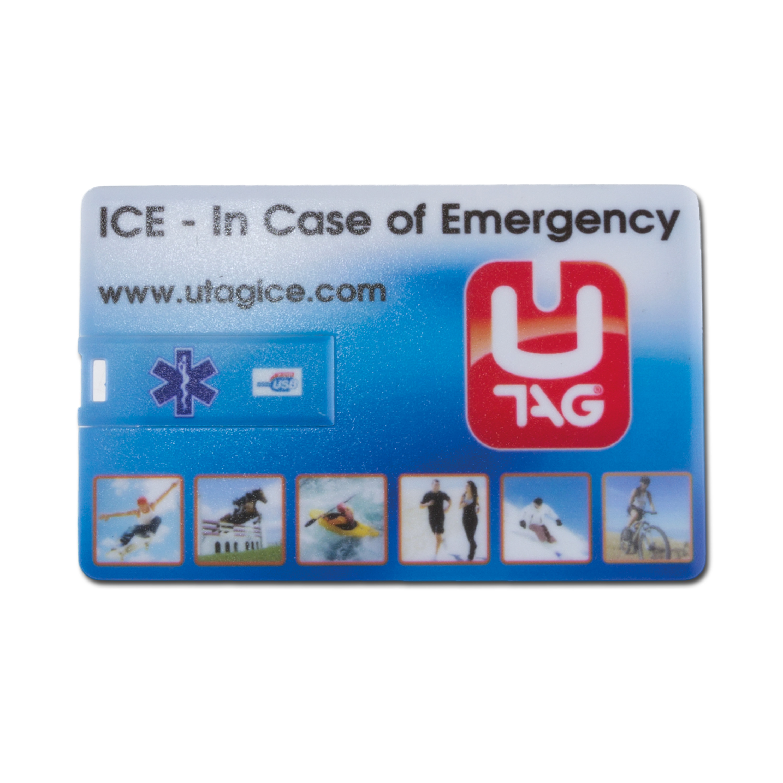 UTAG Ice Card