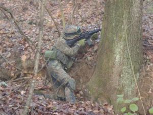 Flecktarn outfit (used)