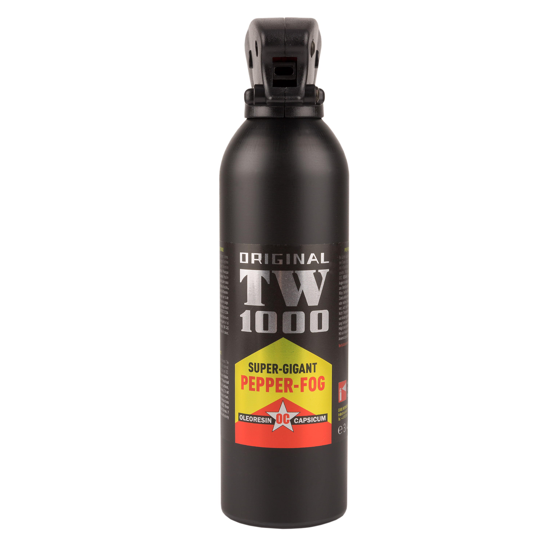 TW1000 Pfefferspray Super Gigant Sprühnebel 400 ml