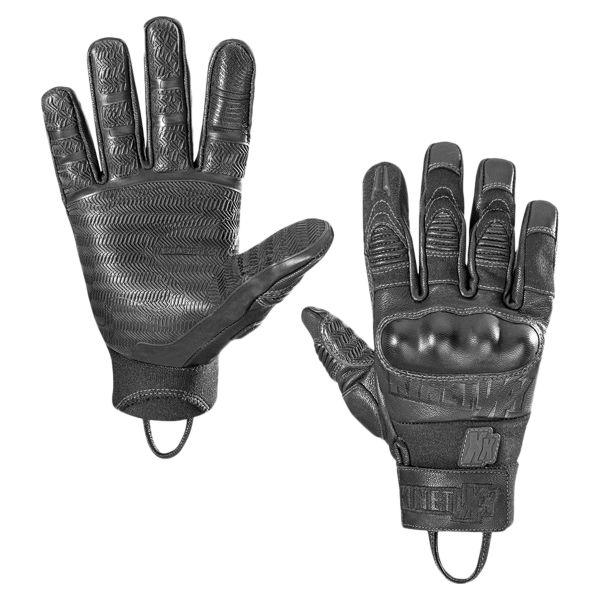 KinetiXx Abseilhandschuhe X-Rope schwarz