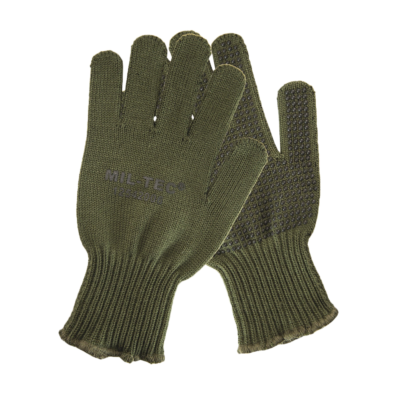 Handschuhe Gripper olive