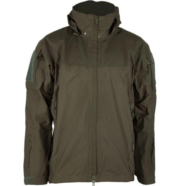 UF Pro Rain Shirt Monsoon oliv