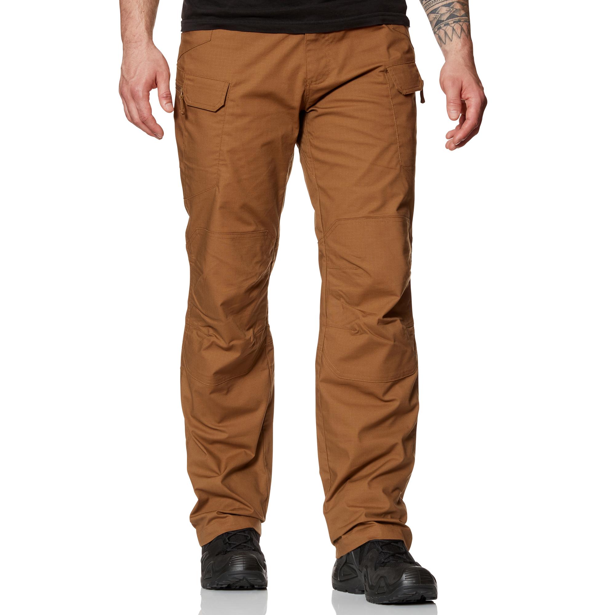 Helikon-Tex Hose UTP Polycotton Ripstop mud brown