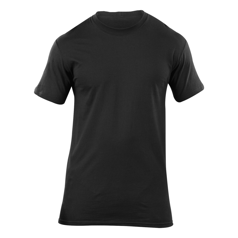 5.11 Shirt Utili-T Crew schwarz 3er Pack