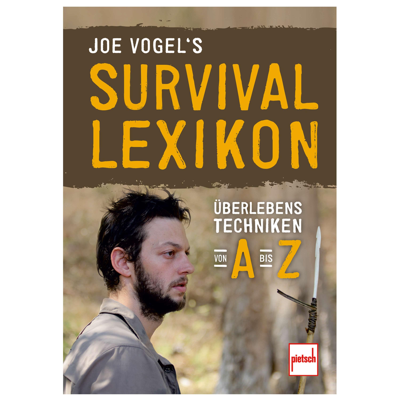 Buch Survival-Lexikon - Überlebenstechniken von A bis Z