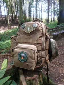 FT Tactix Utility Pouch coyote