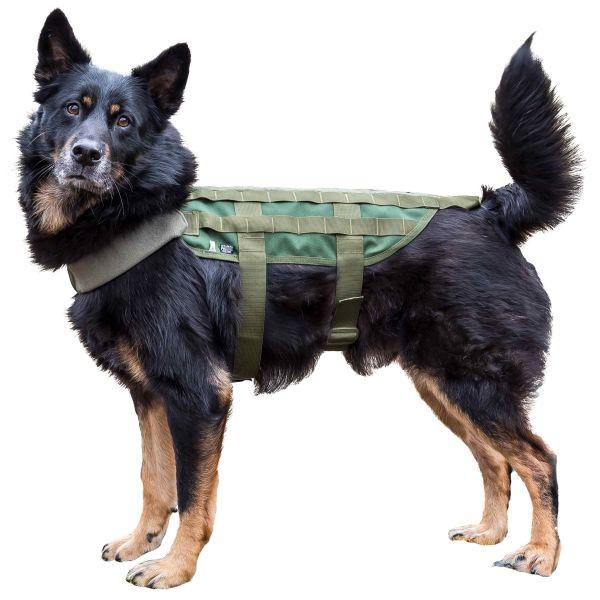 Primal Gear Hundegeschirr Tactical Dog Vest oliv