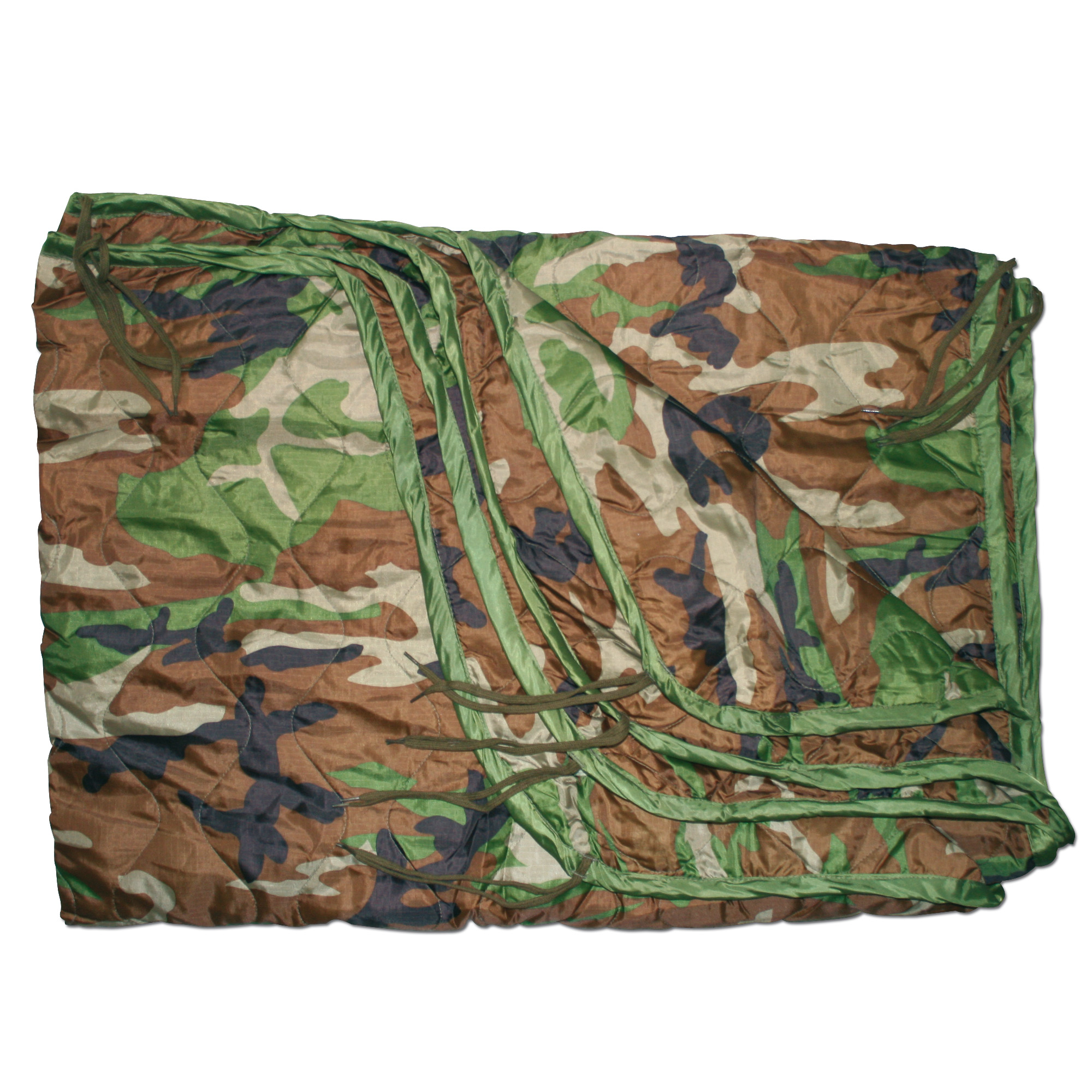 Poncho Liner woodland