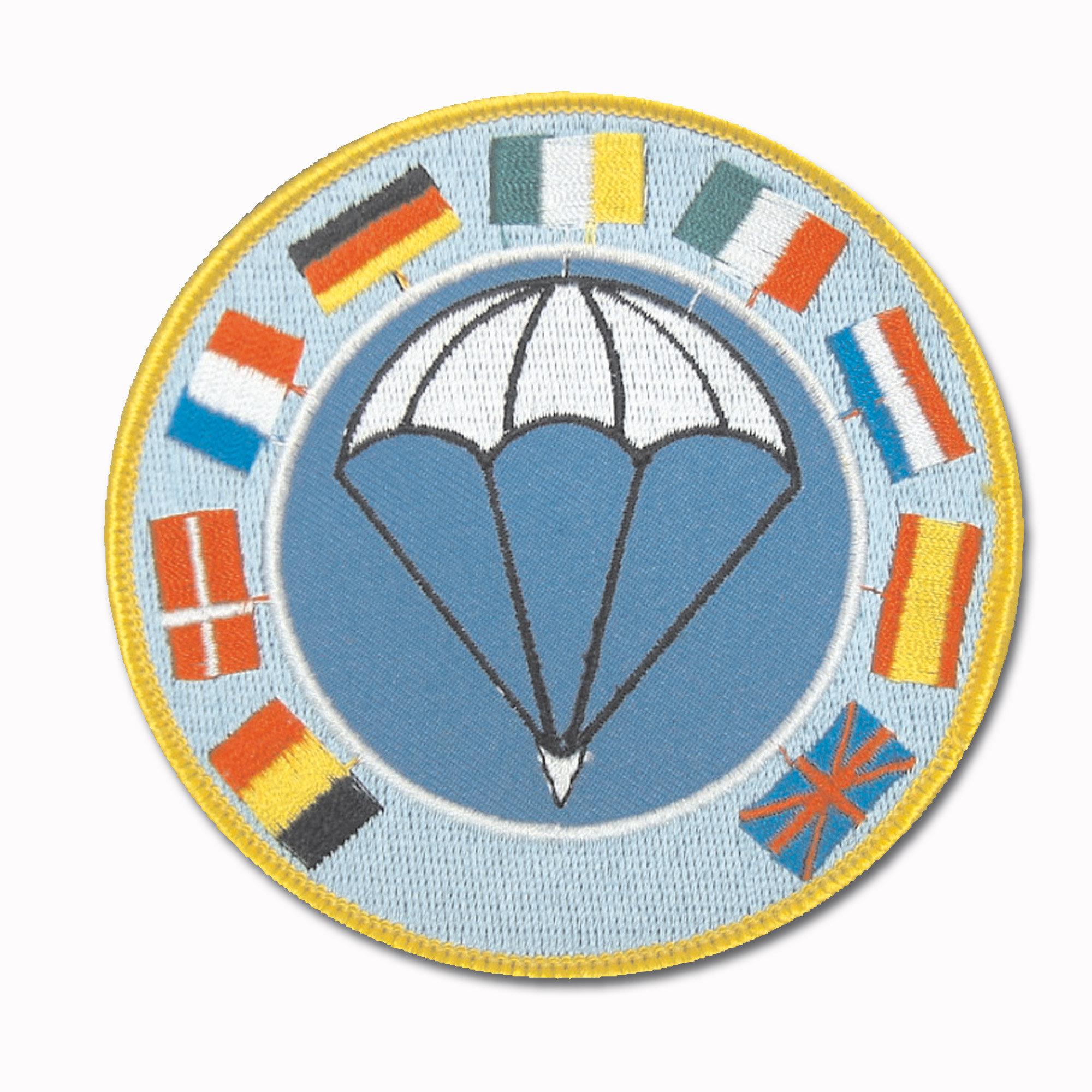 Abzeichen Springer International
