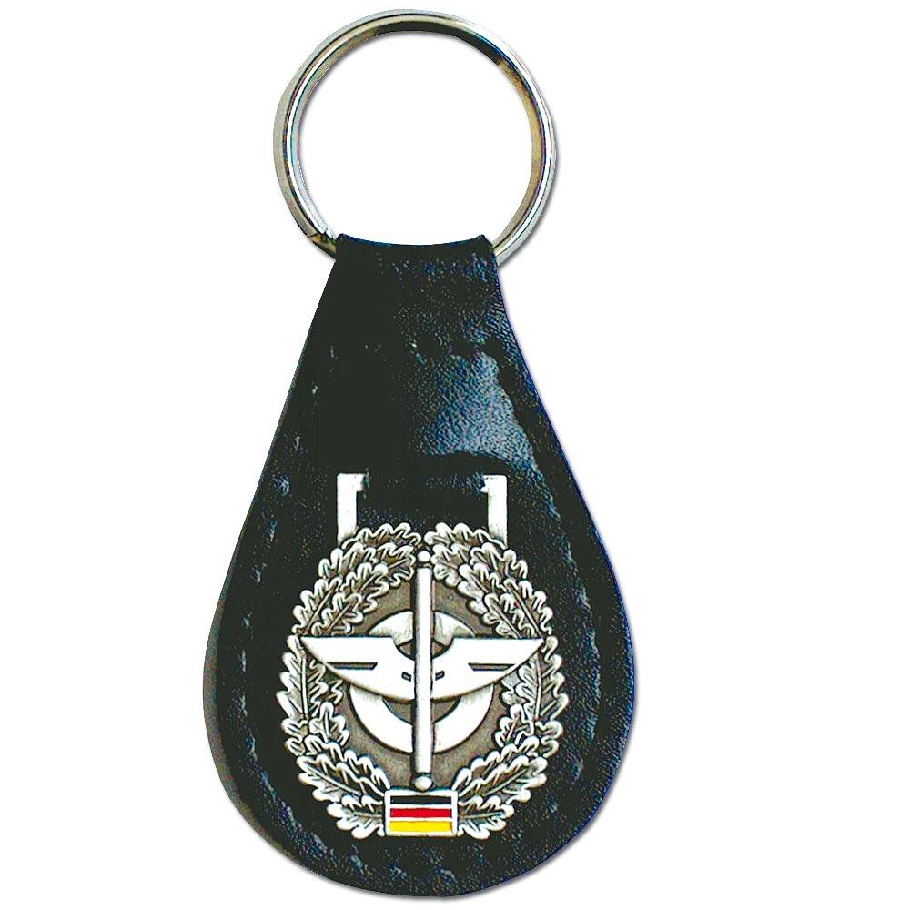 Schlüsselanhänger mit Barettabz. Nachschub