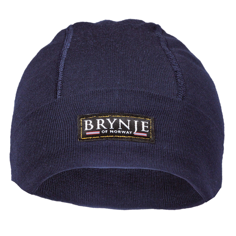 Rollmütze Brynje blau