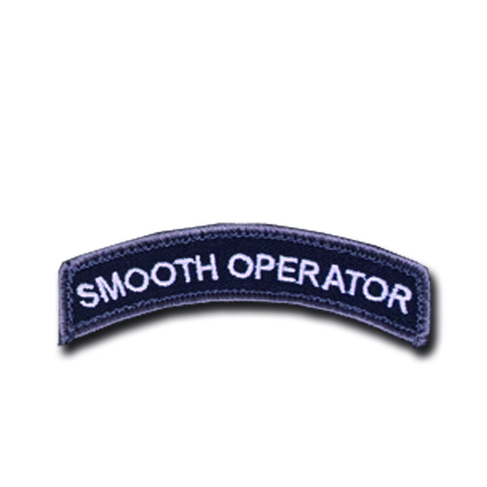MilSpecMonkey Patch Smooth Operator swat