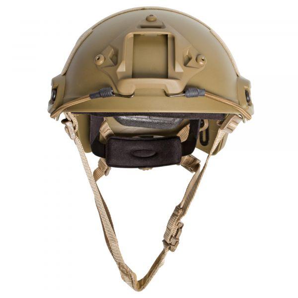ASG Helm FAST Helmet desert