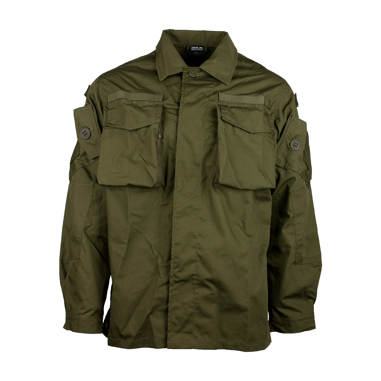 BW Kommando Smock Shirt oliv