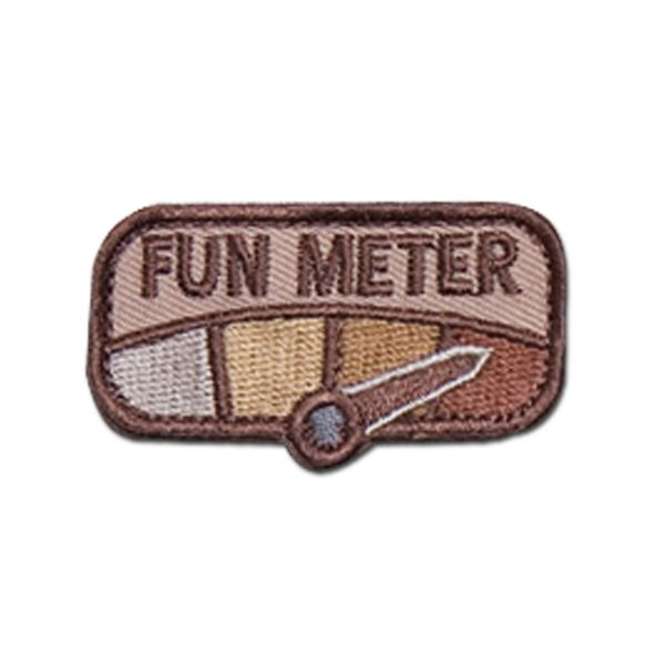 MilSpecMonkey Patch Fun Meter desert