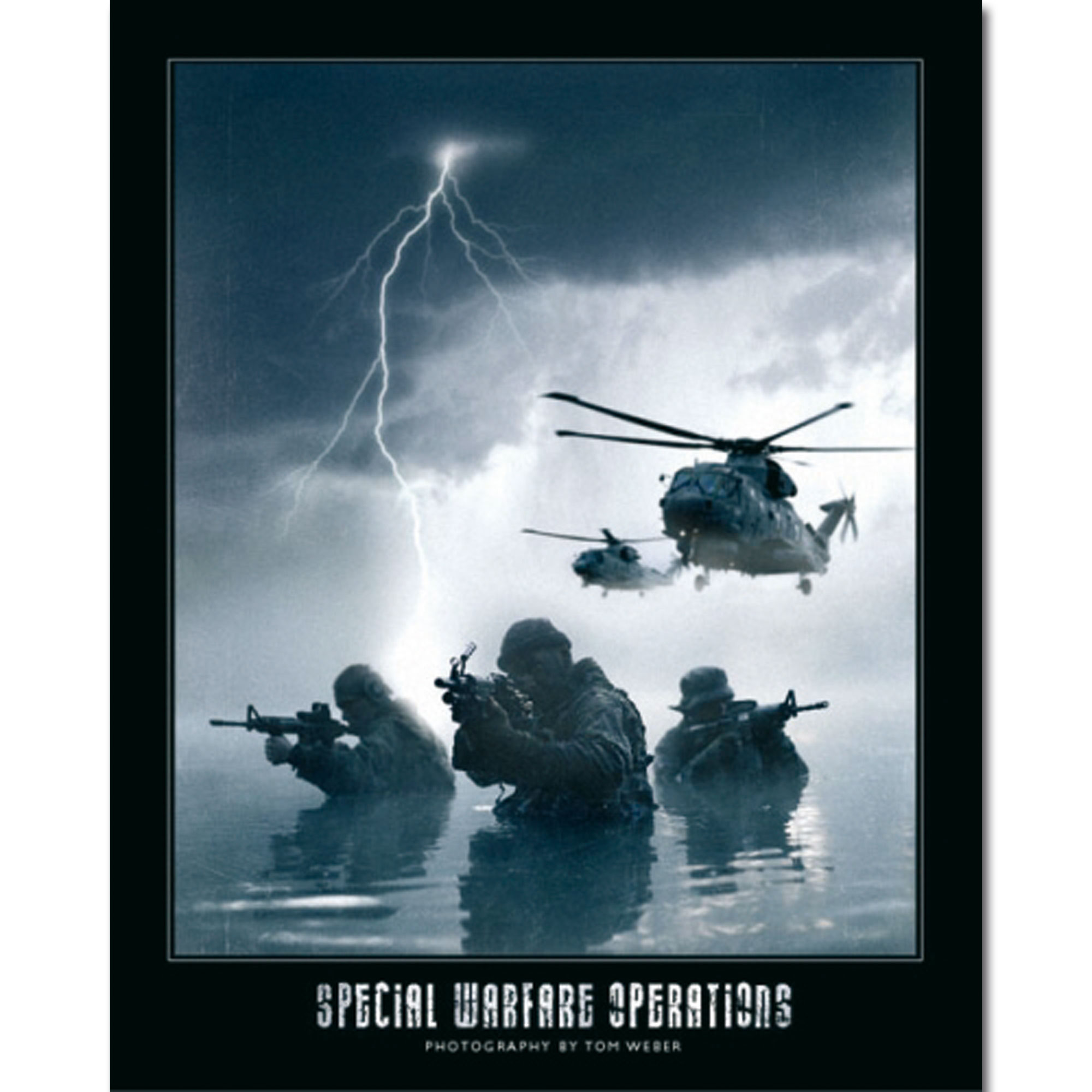 Poster Special Warfare Operations