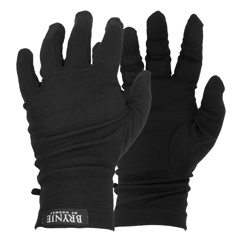 Brynje Handschuhe Classic Wool schwarz