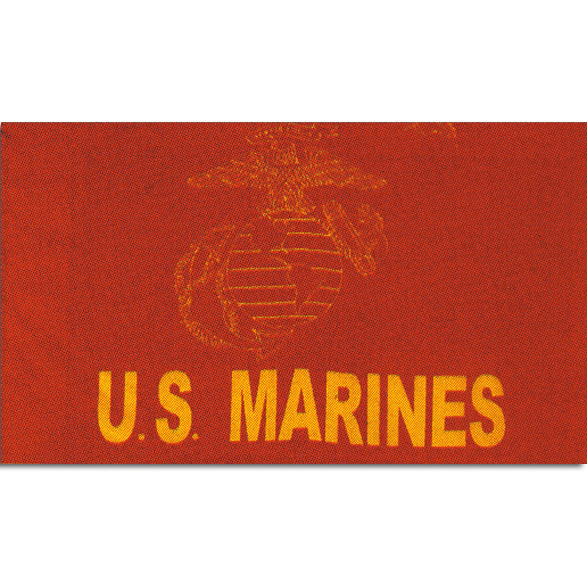 Flagge US Marines ROT
